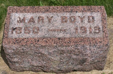 BOYD, MARY - Wright County, Iowa | MARY BOYD
