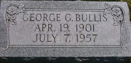 BULLIS, GEORGE G. - Wright County, Iowa | GEORGE G. BULLIS