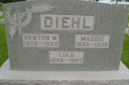 DIEHL, LULU - Wright County, Iowa | LULU DIEHL