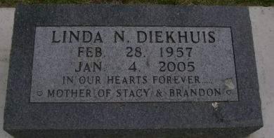 DIEKHUIS, LINDA N. - Wright County, Iowa   LINDA N. DIEKHUIS