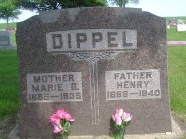 DIPPEL, HENRY - Wright County, Iowa | HENRY DIPPEL