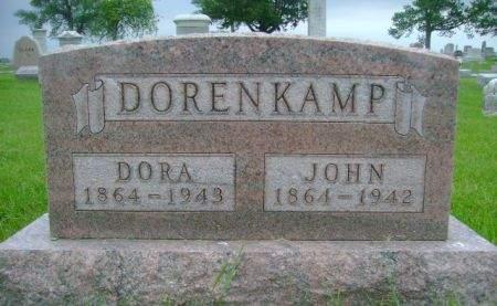 DORENKAMP, JOHN - Wright County, Iowa | JOHN DORENKAMP