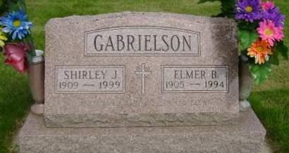 GABRIELSON, SHIRLEY J. - Wright County, Iowa | SHIRLEY J. GABRIELSON