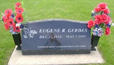 GERDES, EUGENE R. - Wright County, Iowa | EUGENE R. GERDES