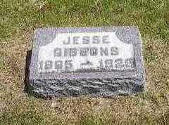 GIBBONS, JESSE - Wright County, Iowa | JESSE GIBBONS