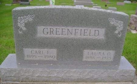 GREENFIELD, LAURA O. - Wright County, Iowa | LAURA O. GREENFIELD