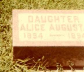 HANSON, ALICE - Wright County, Iowa | ALICE HANSON