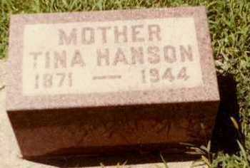 HANSON, TINA - Wright County, Iowa | TINA HANSON