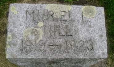 HLL, MURIEL L. - Wright County, Iowa | MURIEL L. HLL