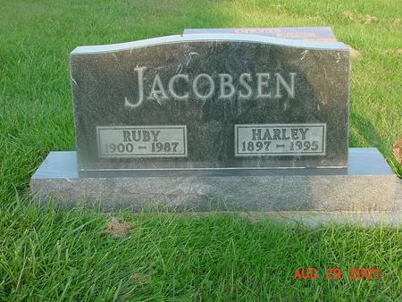 JACOBSEN, RUBY - Wright County, Iowa | RUBY JACOBSEN