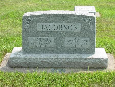 JACOBSON, OLE - Wright County, Iowa | OLE JACOBSON