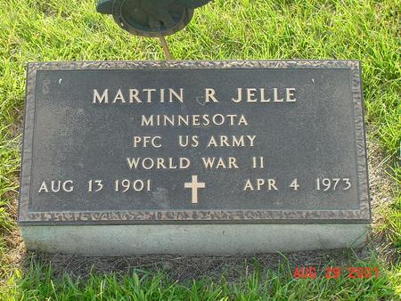 JELLE, MARTIN RUDOLPH - Wright County, Iowa | MARTIN RUDOLPH JELLE