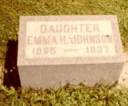 JOHNSON, EMMA - Wright County, Iowa | EMMA JOHNSON