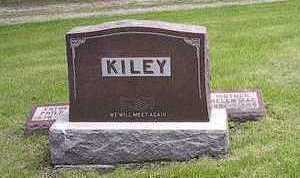 KILEY, HELEN MAE - Wright County, Iowa | HELEN MAE KILEY