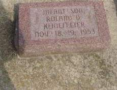 KLINEFELTER, ROLAND O. - Wright County, Iowa | ROLAND O. KLINEFELTER