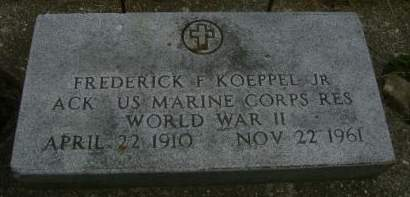 KOEPPEL, FREDERICK F - Wright County, Iowa | FREDERICK F KOEPPEL