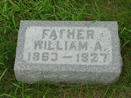 LEACH, WILLIAM A. - Wright County, Iowa | WILLIAM A. LEACH