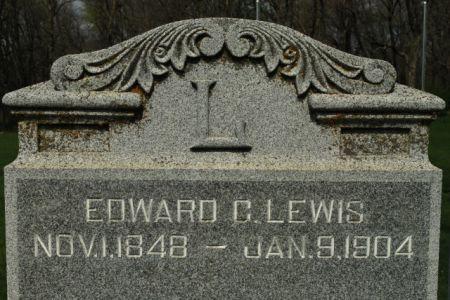 LEWIS, EDWARD C - Wright County, Iowa   EDWARD C LEWIS