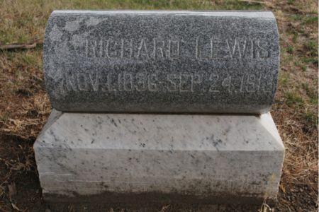 LEWIS, RICHARD - Wright County, Iowa | RICHARD LEWIS