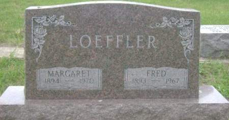 LOEFFLER, FRED - Wright County, Iowa | FRED LOEFFLER