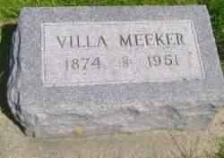 MEEKER, VILLA - Wright County, Iowa   VILLA MEEKER
