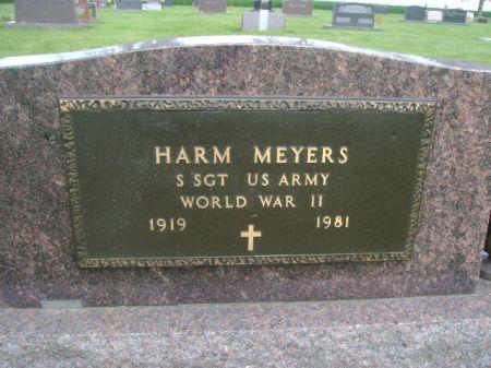 MEYERS, HARM - Wright County, Iowa | HARM MEYERS