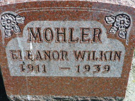 WILKIN MOHLER, ELEANOR - Wright County, Iowa | ELEANOR WILKIN MOHLER