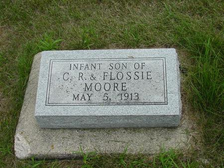 MOORE, INFANT SON - Wright County, Iowa | INFANT SON MOORE