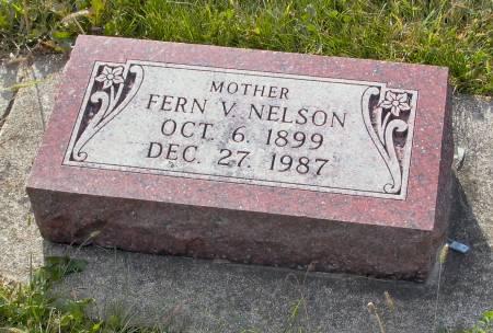 BOWERS NELSON, FERN - Wright County, Iowa | FERN BOWERS NELSON