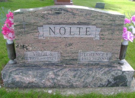NOLTE, VIRGIL S. - Wright County, Iowa   VIRGIL S. NOLTE