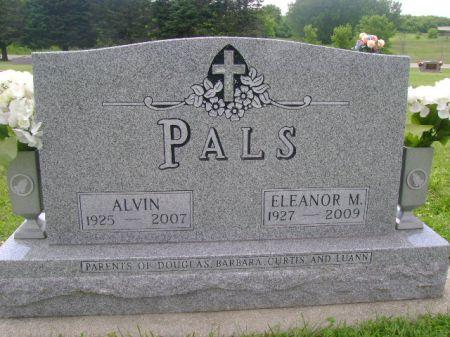 PALS, ALVIN - Wright County, Iowa | ALVIN PALS