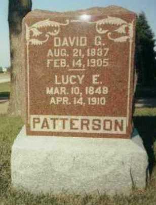 PATTERSON, DAVID - Wright County, Iowa | DAVID PATTERSON
