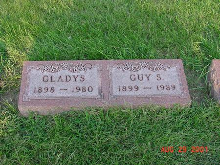 PETERSON, GUY S. - Wright County, Iowa | GUY S. PETERSON