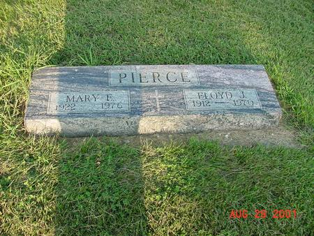 PIERCE, MARY F. - Wright County, Iowa | MARY F. PIERCE