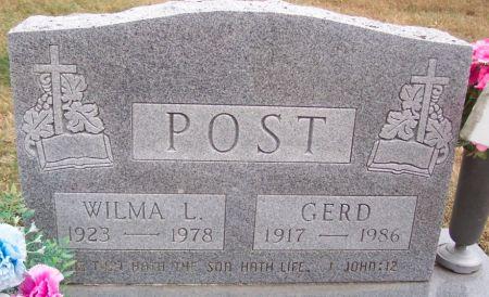 POST, GERD - Wright County, Iowa | GERD POST