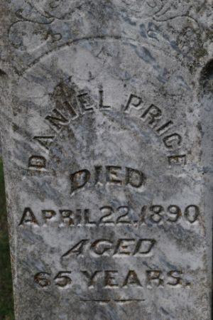 PRICE, DANIEL - Wright County, Iowa | DANIEL PRICE