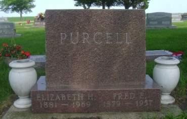 PURCELL, ELIZABETH H. - Wright County, Iowa | ELIZABETH H. PURCELL
