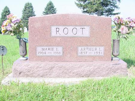 ROOT, ARTHUR L. - Wright County, Iowa | ARTHUR L. ROOT
