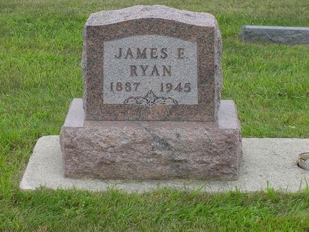 RYAN, JAMES E. - Wright County, Iowa | JAMES E. RYAN