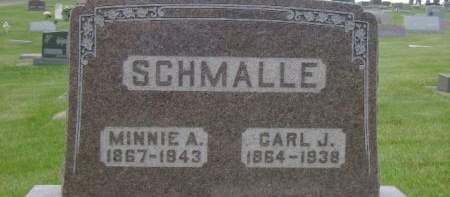 SCHMALLE, CARL J. - Wright County, Iowa | CARL J. SCHMALLE