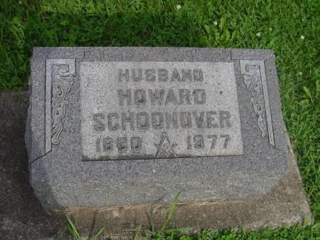 SCHOONOVER, HOWARD - Wright County, Iowa | HOWARD SCHOONOVER