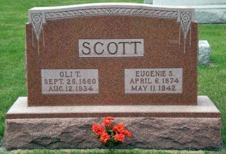SIGSTAD SCOTT, EUGENIE - Wright County, Iowa | EUGENIE SIGSTAD SCOTT