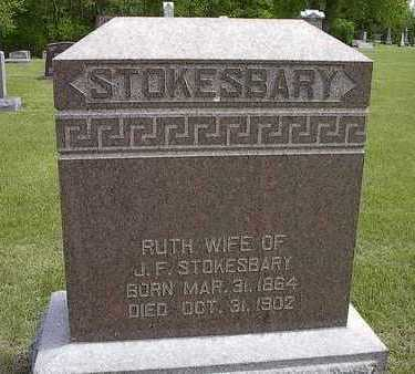 GIBBONS STOKESBARY, RUTH - Wright County, Iowa | RUTH GIBBONS STOKESBARY