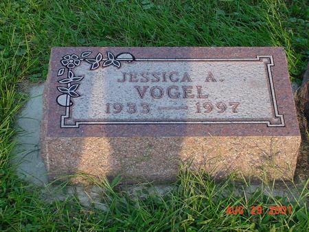 VOGEL, JESSICA A. - Wright County, Iowa | JESSICA A. VOGEL