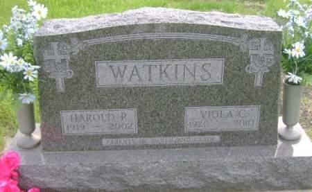 WATKINS, VIOLA C. - Wright County, Iowa | VIOLA C. WATKINS