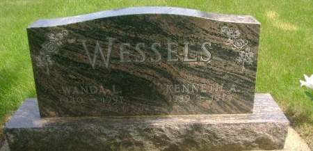 WESSELS, KENNETH A. - Wright County, Iowa | KENNETH A. WESSELS