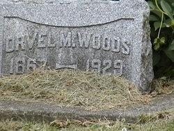WOODS, ORVEL M - Wright County, Iowa   ORVEL M WOODS