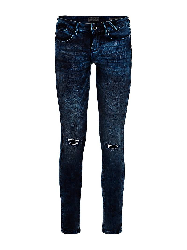 Jegging Dechire Guess GUESS | Jeans | W62A37D24F0SEBE