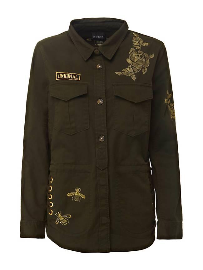 GUESS | Jacket | W73N21W5DXHA895