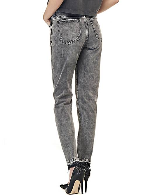 JEANS MOM FIT GUESS GUESS | Jeans | W74A52D2QW0FRRO